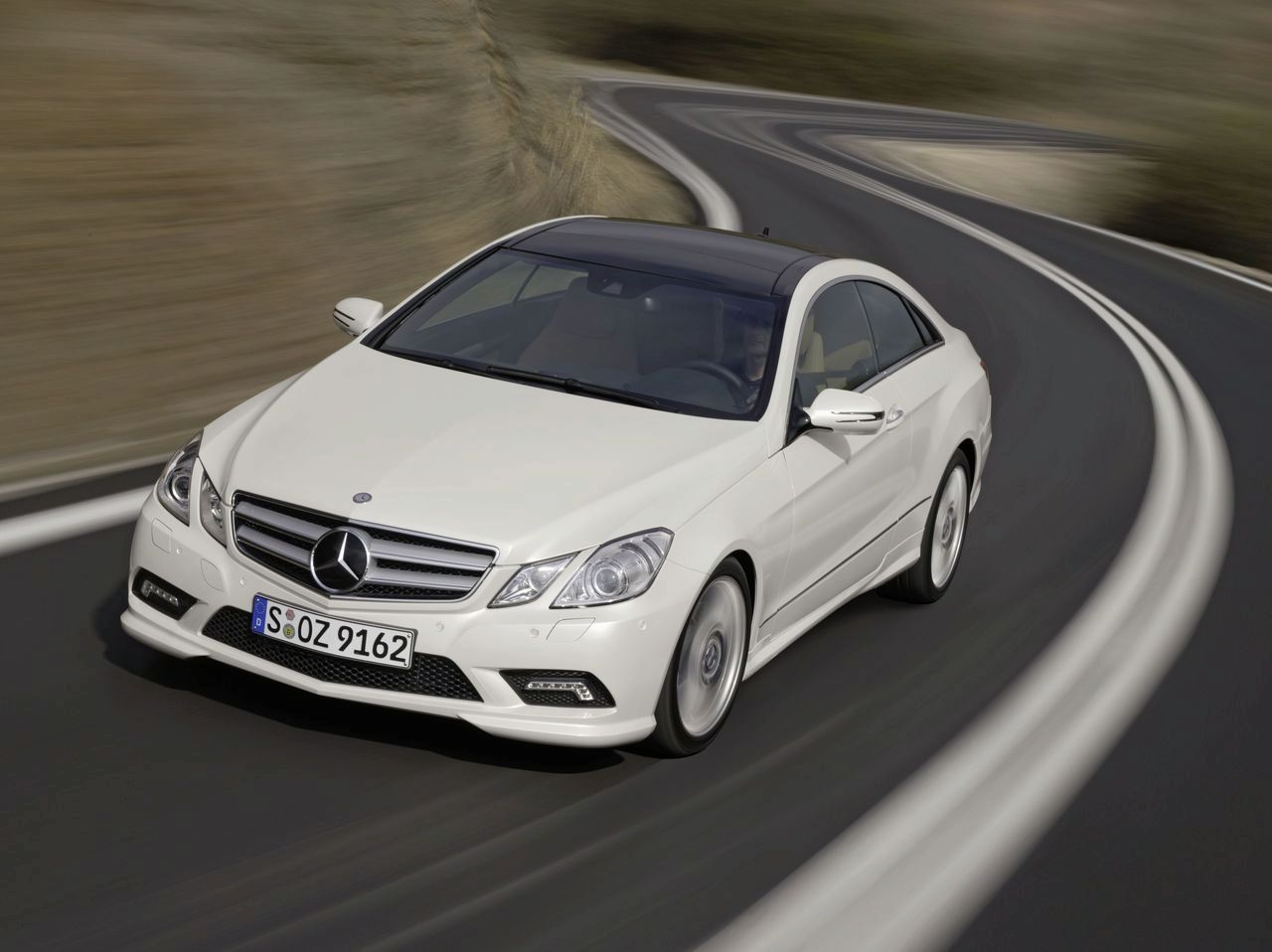 mercedes says no to amg enhanced e class coupe. Black Bedroom Furniture Sets. Home Design Ideas